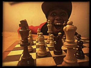 Elijah Porter Chess Win